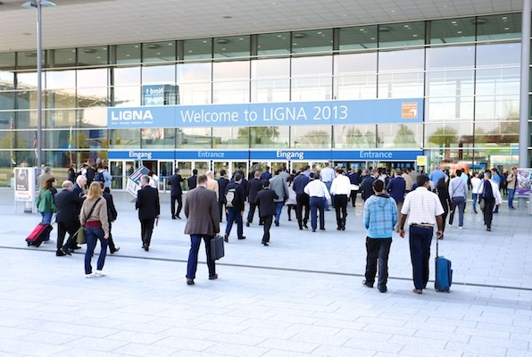 LIGNA attracted 90,000 visitors.
