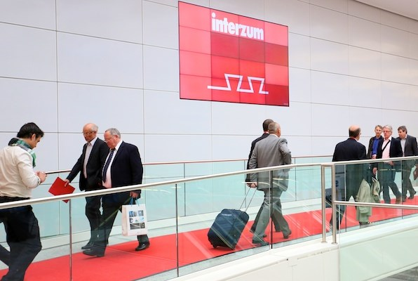 More than 53,000 visit interzum 2013.