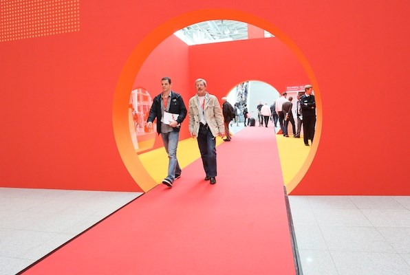interzum boasts strong attendance.